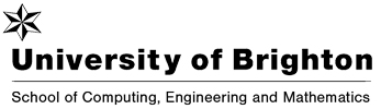 University of Brighton - School of Computing, Engineering and Mathematics